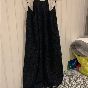 Zara Basic Collection lace dress
